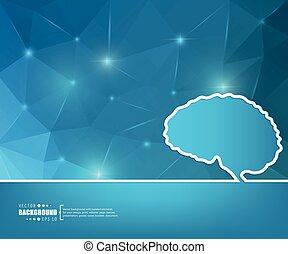 web, coperchio, concetto, bandiera, manifesto, presentazione, mobile, infographic, astratto, libretto, creativo, affari, fondo., vettore, illustrazione, sagoma, domande, documento, disegno, opuscolo