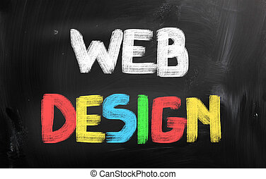 web design internet technology words quotes concept web design