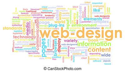 Web Design Process for a Website Graphic Designer