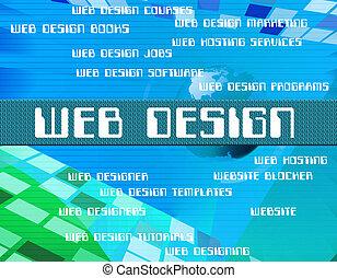 Web Design Shows Net Designs And Designers