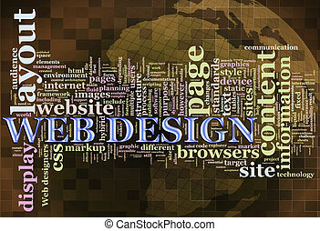 Web design tags