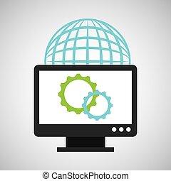 web development computer gear global