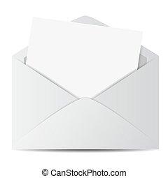 web, e-mail, briefkuvert, ikone