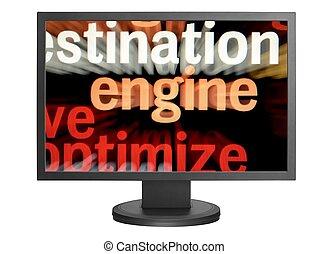 Web engine