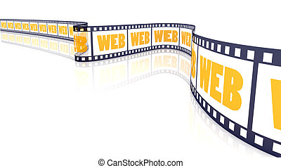 web, film