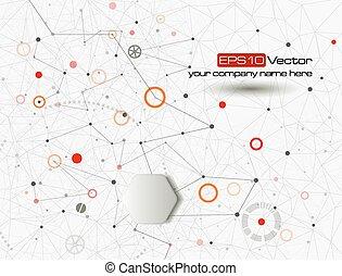 web, grafisch, interface, beweeglijk