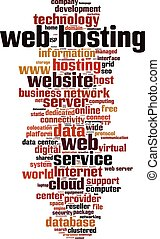Web hosting-vertical