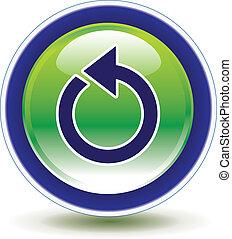 web icon - replay design
