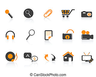 icon set for design