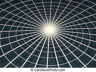 Web - Illustration of web