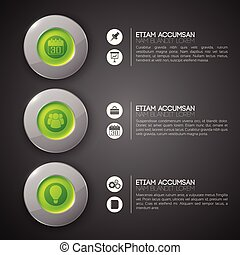 Web Infographic Template
