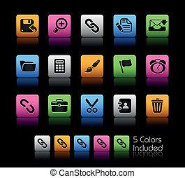 Web Interface / Color Box