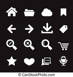 web internet icon