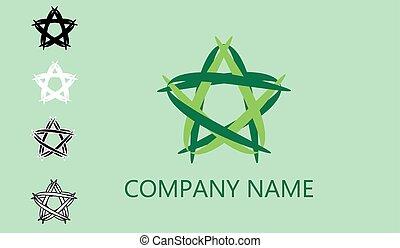 Web logo vector I