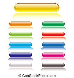 web lozenge gel - Collection of lozenge gel filled icon ...
