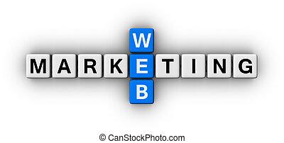 web, marketing
