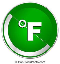 web, mobile, apps, metallico, fahrenheit, verde, internet., ...