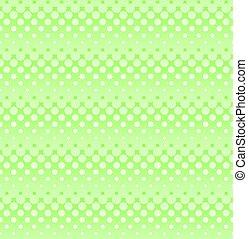 web, model, ligh, seamless, halftone, groene, design.