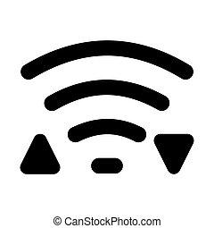 web, msidiqf, wifi, -, actief, pictogram