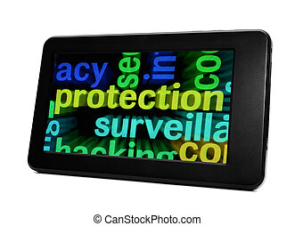 Web protection concept
