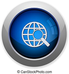 Web searc button