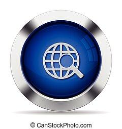 Web search button