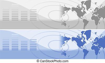 web site header graphics