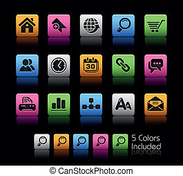Web Site & Internet / Color Box