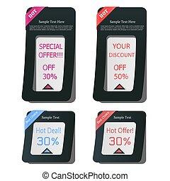 web, spandoek, design-discount, communie, etiket, verkoop, hosting, advertentie, best