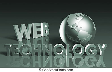 web, technologie