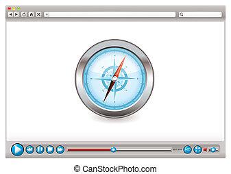 web, video, browser, schifffahrt