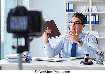 webcast, advogado, legal, subscribers, canal