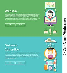 Webinar and Distance Education
