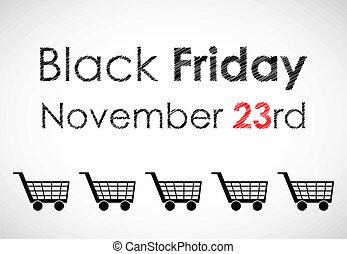 websajt, fredag, svart, baner, din, speciell