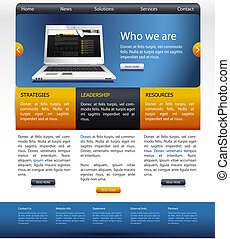 websajt, templete, design