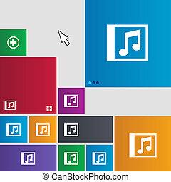Website,  Audio, stijl, Knopen,  mÈtro, meldingsbord, moderne, Knopen,  Cursor,  mp3, bestand, wijzer,  interface, pictogram