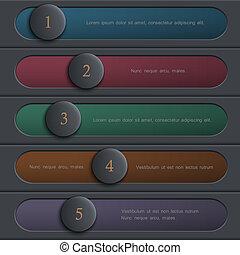 website, design, plan, gefärbt, kreativ