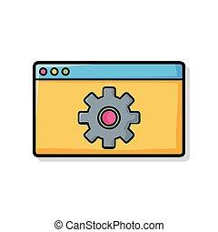 website doodle