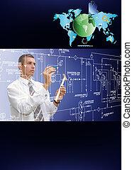 website, firma, programmierung, dein