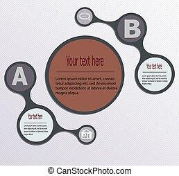 website, mód, grafikus, kitakarít, metabolites., szám, layout., tervezés, poligon, sablon, szalagcímek, vagy