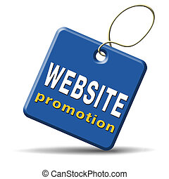 website promotion SEO or search engine optimization for ...