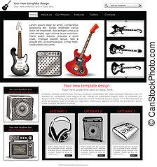 website, szablon, 7