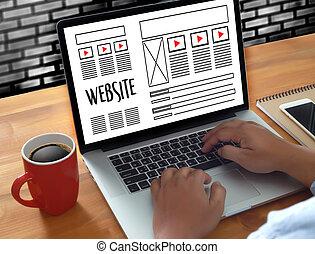 website, web, skizze, grafik, plan, medien, www, projekt- design, entwicklung, zeichnung, software