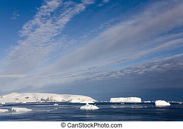 Weddell Sea off the Antarctic Peninsula - Antarctica