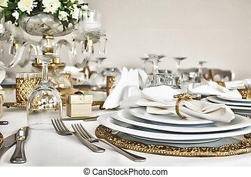 wedding 4 - wedding table