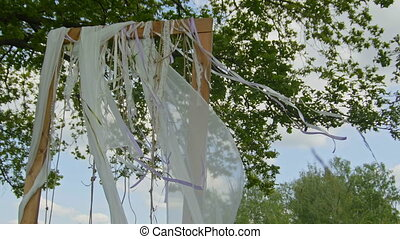 Wedding accessories - Arch, meadow outdoor