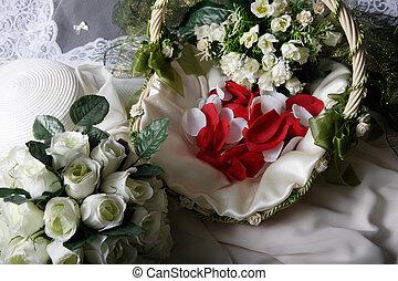 wedding, anordnung