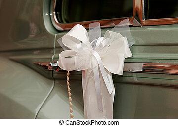 wedding, auto