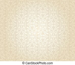 Get Wedding Gold Vintage Background