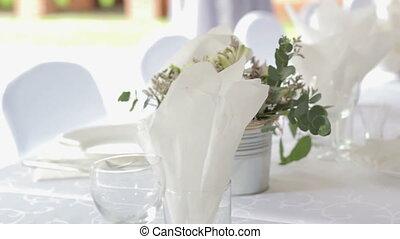 Wedding Banquet in a Restaurant - Wedding banquet in a...